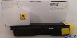 toner kyocera tk580 yellow