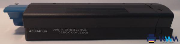 toner oki c3100 c3200 black