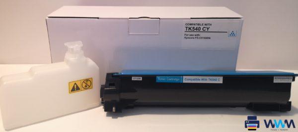 toner kyocera tk-540 cyan