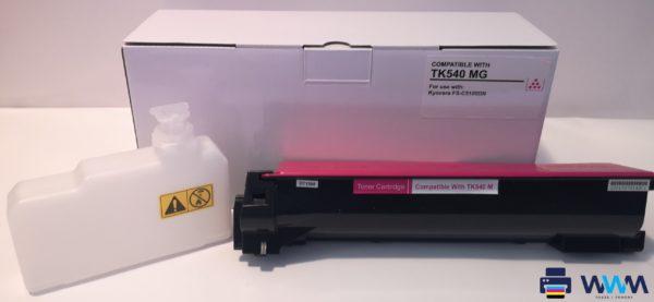 toner kyocera tk-540 magenta