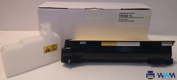 toner kyocera tk-540 yellow