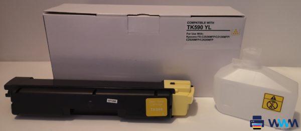 toner kyocera tk-590 yellow