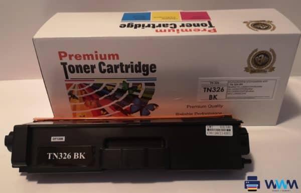 toner brother tn-326 black