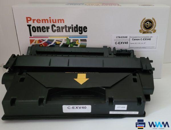 toner canon c-exv40 505x 280x