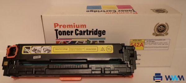 toner hp ce542a 322a 212a yellow