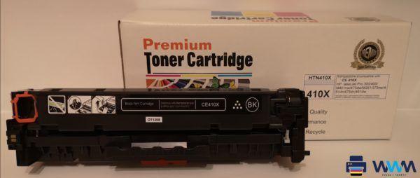 toner hp ce410x black