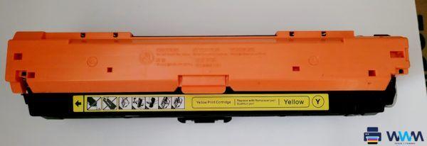 toner hp ce742 yellow