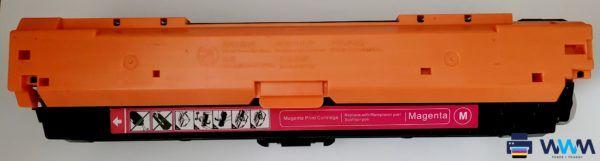 toner hp ce743 magenta